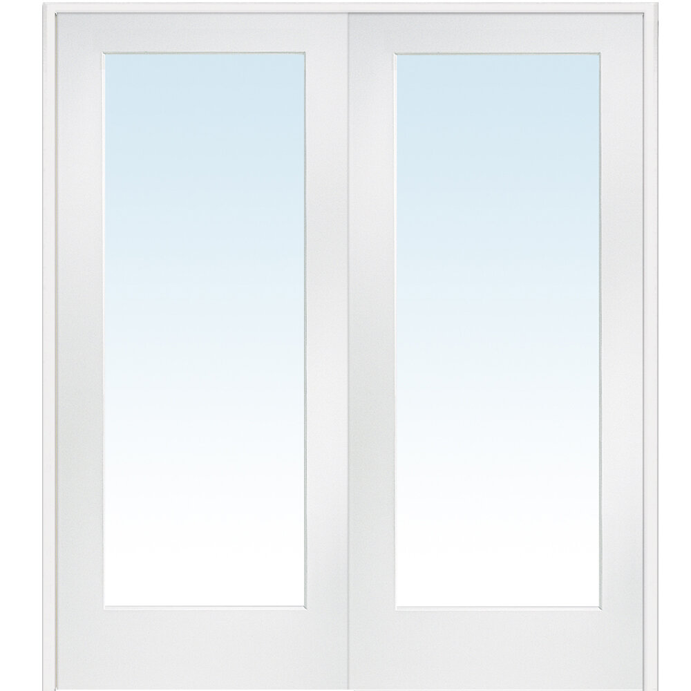 Verona Home Design MDF Primed Interior French Door Reviews
