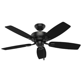 Reviews 48 Sea Wind 5 Blade Outdoor Ceiling Fan By Hunter Fan