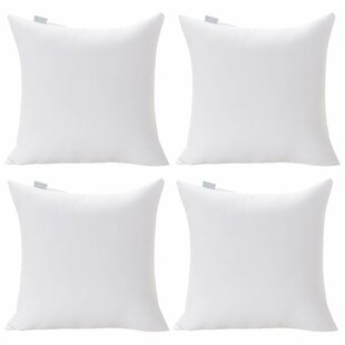 Pillow Insert (Set of 4)