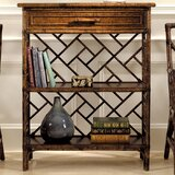 Chippendale End Table with Storage by David Francis Furniture