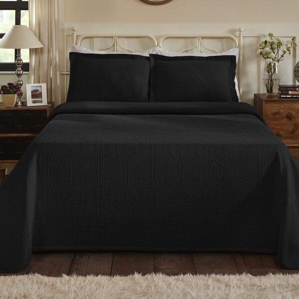 Fleur De Lis Living Bradsher Cotton Matelassé Comforter Set & Reviews by Fleur De Lis Living