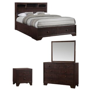 Norma Queen Panel Configurable Bedroom Set