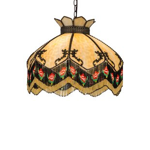 Meyda Tiffany Isabella 3-Light Bowl Pendant