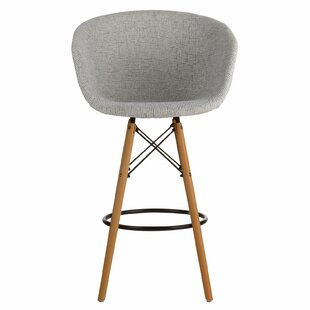 Affordable Price Barrette 26.5 Bar Stool by George Oliver Reviews (2019) & Buyer's Guide