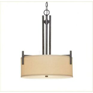 Wrought Studio Hirst 3-Light Pendant