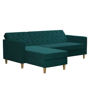 Liberty Reversible Sleeper Sectional