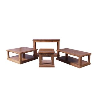 Laga 4 Piece Coffee Table Set