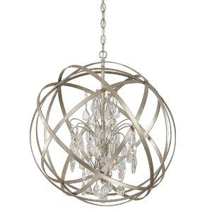 Adcock 4-Light Globe Pendant