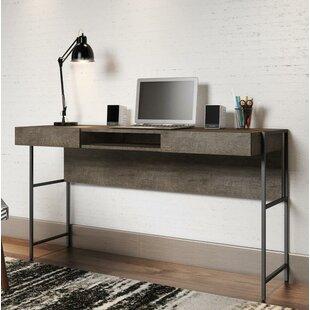 Foundry Select Blue Point 2 Piece Desk Office Suite