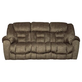 Enid Reclining Sofa by Red Bar..