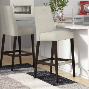 Koffler 30 Bar Stool (Set of 2) Ivy Bronx