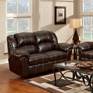 Shop Aruba Dual Reclining Loveseat by Roundhill Furniture