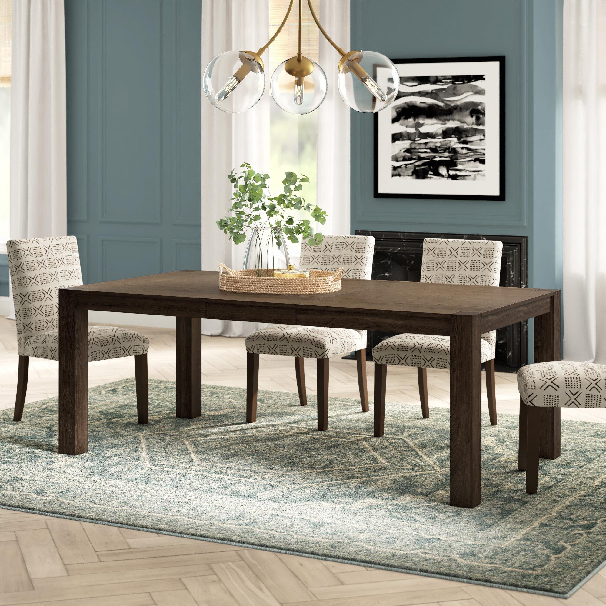 Comfrey Extendable Dining Table Joss Main
