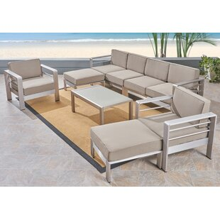 Cecil 7 Piece Sofa Seating Group