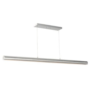 Reviews Mahpee 2-Light LED Kitchen Island Pendant By Brayden Studio