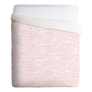 East Urban Home Dash And Ash Drift Away Duvet Set