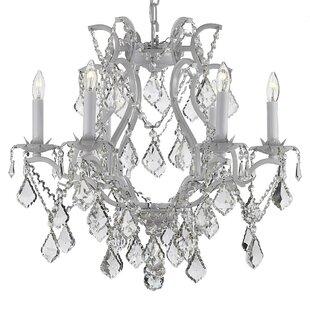 House of Hampton Keane 6-Light Candle Sty..