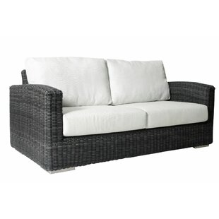 Peninsula Sofa with Cushions
