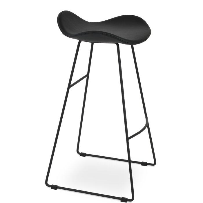 Excellent Falcon Wire Bar Counter Stool Lamtechconsult Wood Chair Design Ideas Lamtechconsultcom