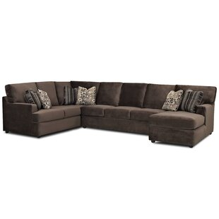 Hieu U-shaped Sectional by Red Barrel Studio