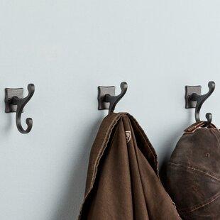 Double Scroll Wall Hook (Set of 5)