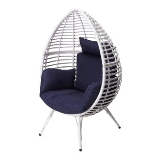 Avie Garden Chair With Cushion By Sol 72 Outdoor