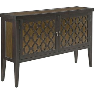 Antiquity 2 Door Accent Cabinet