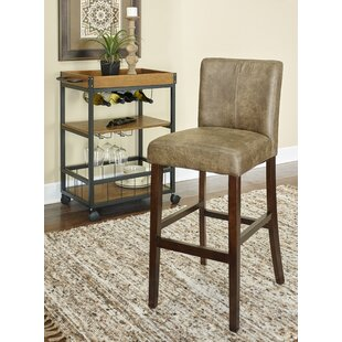 Savings Big Bear Lake Bar & Counter Stool by Loon Peak Reviews (2019) & Buyer's Guide