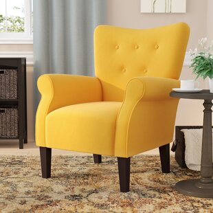 Naumann Armchair by Charlton Home