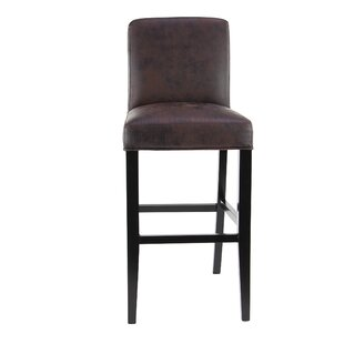 Super Aahil Eclectic Microfiber 31 Bar Stool Unemploymentrelief Wooden Chair Designs For Living Room Unemploymentrelieforg