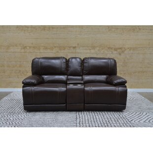 Dipasquale Reclining Loveseat by Darby Ho..