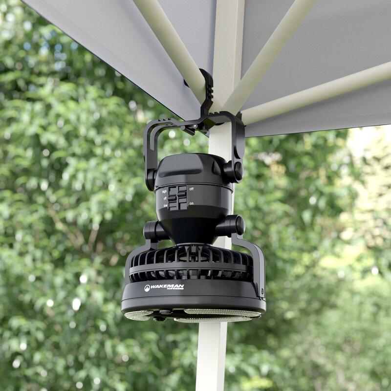 Wakeman Portable LED Tent Light Bulb