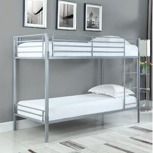 Deals Fuselier Twin over Twin Bunk Bed by Zoomie Kids Reviews (2019) & Buyer's Guide