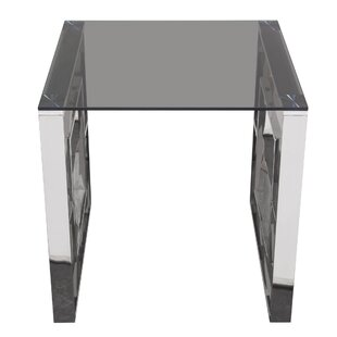 Diamond Sofa Heiser End Table