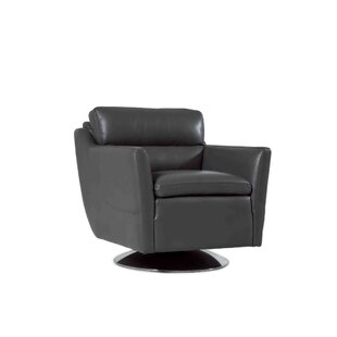 Willaims Swivel Armchair by Orren Ellis