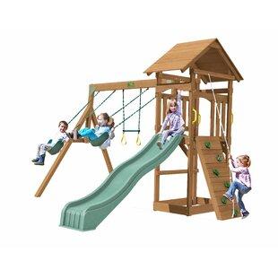 Creative Playthings Raleigh Swing Set