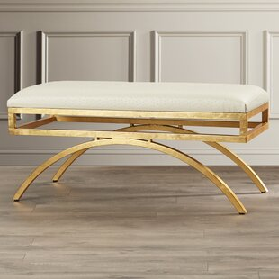 Big Save Nikolas Upholstered Bench By Willa Arlo Interiors