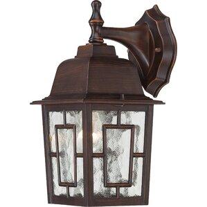 Sandrine 1-Light Outdoor Wall Lantern