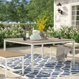 Caspian Square 29.75 inch Table