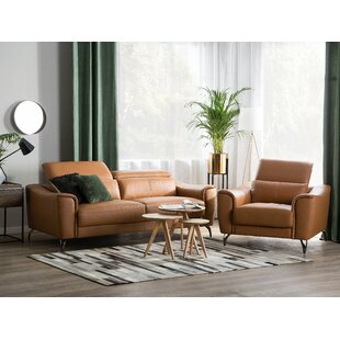Tammi 2 Piece Living Room Set by Brayden Studio