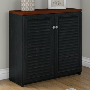 Beachcrest Home Oakridge Small Storage Cabinet