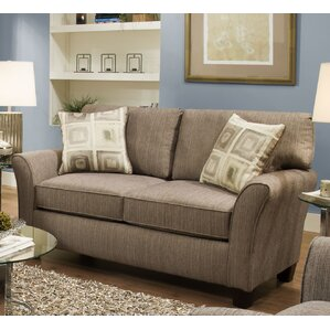 Nancy Loveseat by Andover Mills