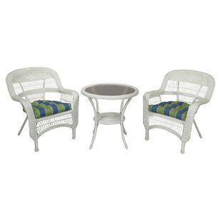 Ray 3 Piece Bistro Set