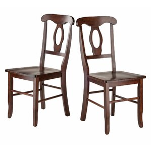 Crosby Solid Wood Dining Chair (Set of 2)..