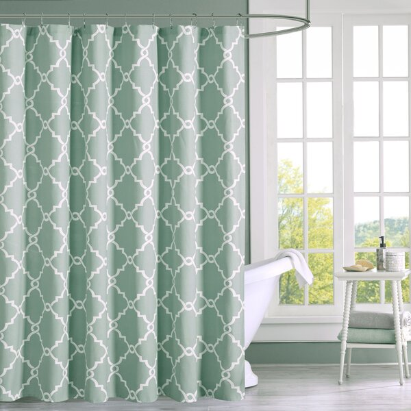 - Green Shower Curtains You'll Love