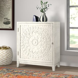 Dix 1 Door Accent Cabinet by Mistana