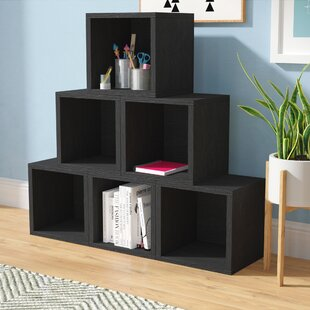 Andrade Cube Bookcase by W..