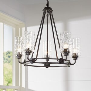 Calumet 5-Light Candle-Style Chandelier