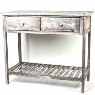 Foxburg Wooden Kitchen Console Table by August Grove