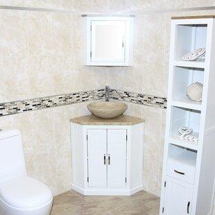 Anjolie 550mm Free-Standing Vanity Unit By Ebern Designs